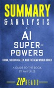Summary & Analysis of AI Superpowers
