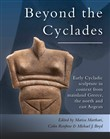 Early Cycladic Sculpture in Context from beyond the Cyclades