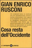 cosa resta dell'occidente