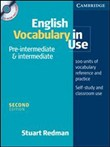 English Vocabulary in Use Pre-Int + cd
