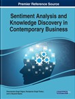 Sentiment Analysis and Knowledge Discovery in Contemporary Business