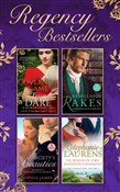 The Regency Bestsellers Collection: The Governess Game / Mistress at Midnight / Scars of Betrayal / Rake Most Likely to Rebel / Rake Most Likely to Thrill / The Designs of Lord Randolph Cavanaugh (Mills & Boon e-Book Collections)