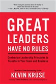 great leaders have no rul...