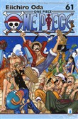 One piece. New edition Vol. 61