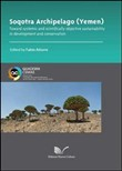 Soqotra Archipelago (Yemen) toward systemic and scientifically objective sustainability in development and conservation