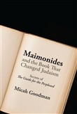 maimonides and the book t...