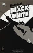 Batman. Black and white