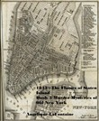 1843 - The Flames of Staten Island: Book 3 (Murder Mysteries of Old New York)