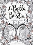 La Bella e la Bestia. Colouring book
