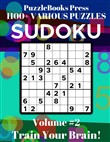 Sudoku - Volume 2 - Train Your Brain!