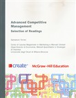 Advanced competitive management. Selection of readings