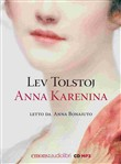 Anna Karenina letto da Anna Bonaiuto. Audiolibro. CD Audio formato MP3