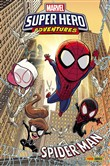 Spider-Man. Marvel super hero adventures
