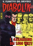 DIABOLIK (24): L'assassino dai 1.000 volti