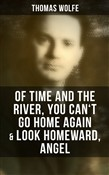 Thomas Wolfe: Of Time and the River, You Can't Go Home Again & Look Homeward, Angel