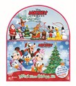 Natale. Mickey & friends. Maxi libro gioca kit. Con gadget