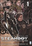 Steamboy Vol. 1