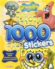 1000 stickers. SpongeBob. Con adesivi
