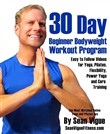 30 Day Bodyweight Workout Program