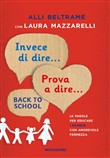 Invece di dire... Prova a dire... Back to school