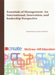 Essentials of management. An international, innovation and leadership perspective