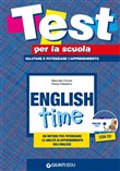 English time. Con CD