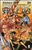 One piece. New edition Vol. 59