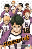 Haikyu!!. Vol. 18