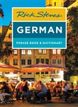 Rick Steves German Phrase Book & Dictionary