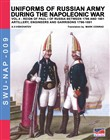 Uniforms of Russian army during the Napoleonic war. Vol. 4: Artillery, engineers and garrisons 1796-1801