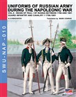 Uniforms of Russian army during the Napoleonic war. Vol. 5: Guard infantry and cavalry 1 1796-1801