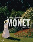 monet : album de l'exposi...