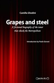 Grapes and steel. A fictional biography of the tenor that shook the Metropolitan