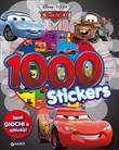 Cars. 1000 stickers. Con adesivi