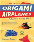 Simple Origami Airplanes