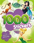 Fairies. 1000 stickers