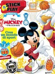 Mickey & friends. Stick & play