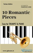 10 Romantic Pieces - Easy for Trumpet and Piano