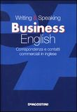 Writing and speaking business english