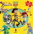 Toy Story 4. Libro puzzle