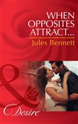 When Opposites Attract… (Mills & Boon Desire) (The Barrington Trilogy, Book 1)