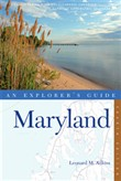 Explorer's Guide Maryland (Fourth Edition)
