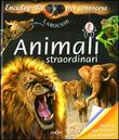 Animali straordinari. Libro pop-up