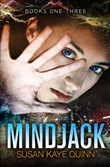 Mindjack Box Set (Books One-Three)
