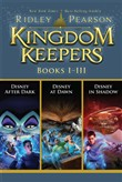 Kingdom Keepers Books 1-3
