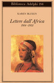 Lettere dall'Africa 1914-1931