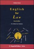English for law