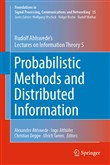 Probabilistic Methods and Distributed Information
