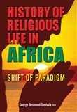 History of religious life in Africa. Shift of paradigm