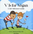 v is for vegan. l'abc del...